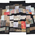 Roofs of Mumbai<br>37 x 57    Quilt National Collection